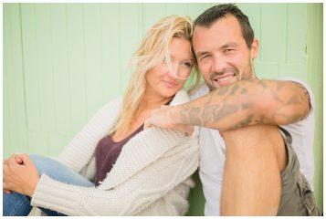 Engagement Couple Balade