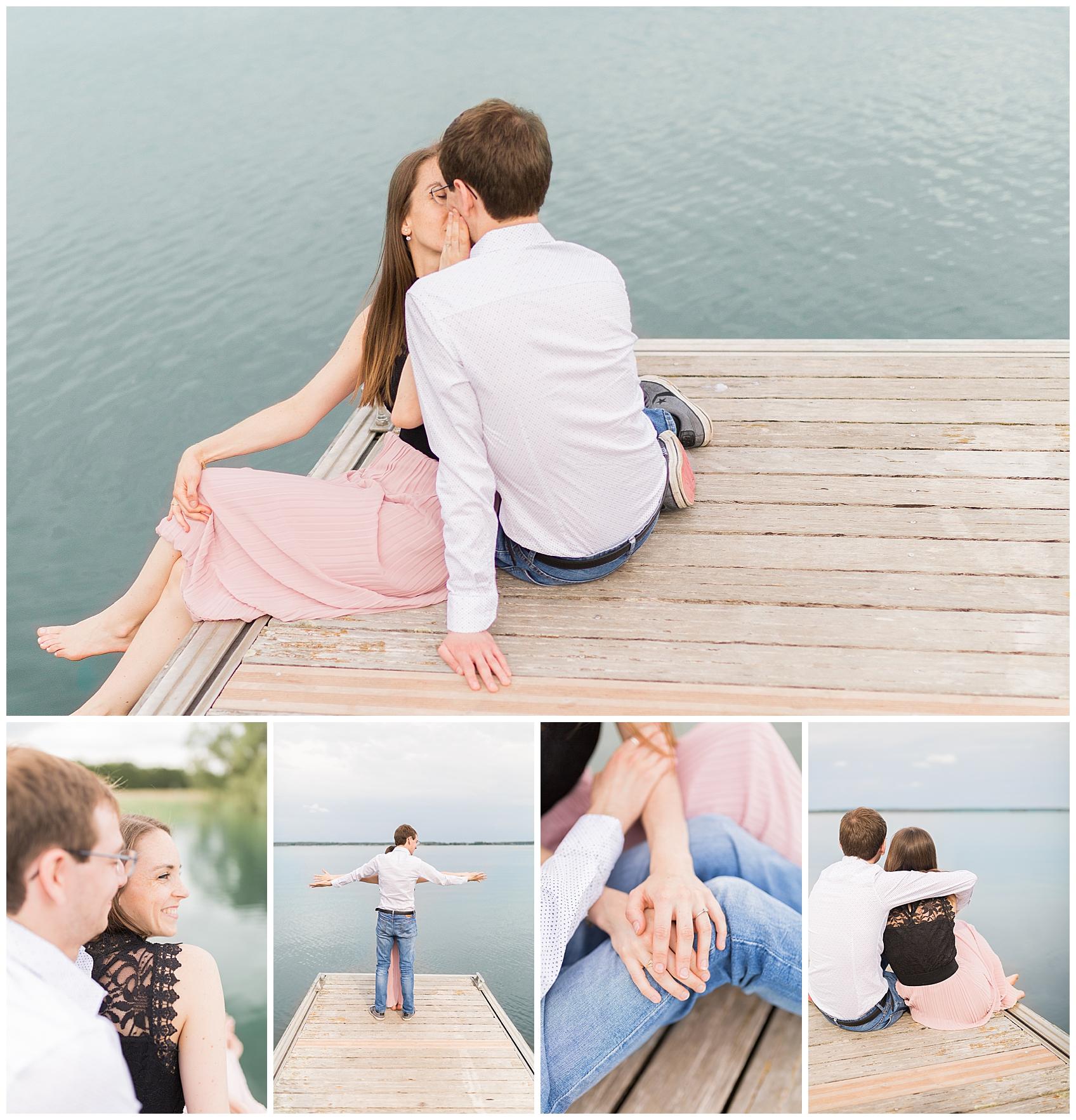 Photographe mariage lac forêt d'Orient