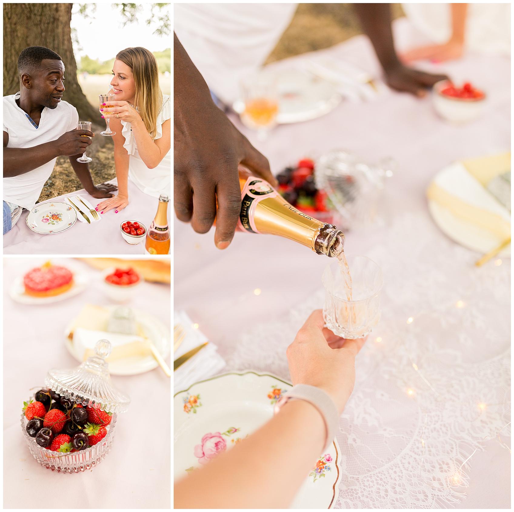 Photographe mariage Troyes - Engagement Parc de Sceaux
