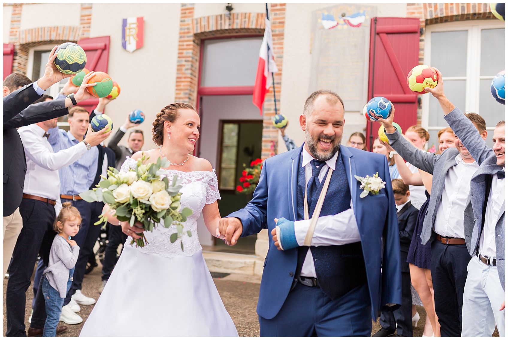 Mariage Commanderie de Launay